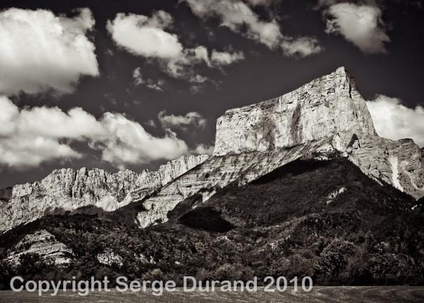 photo artphotoheritage Mont Aiguille Chichilianne