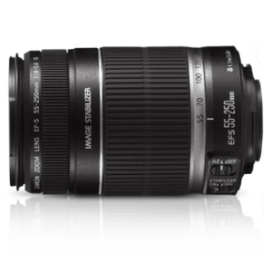 Canon EF-S 55-250mm F/4-5?6 IS