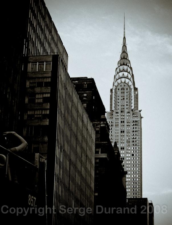 Chrysler tower New york tour Chrysler New York