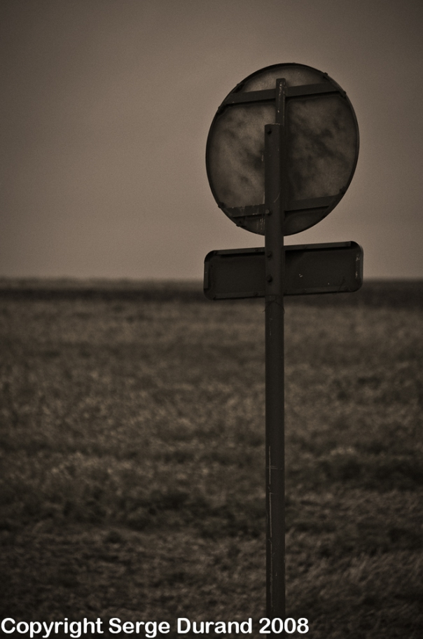 panneau signalisation champ blog photo conseil