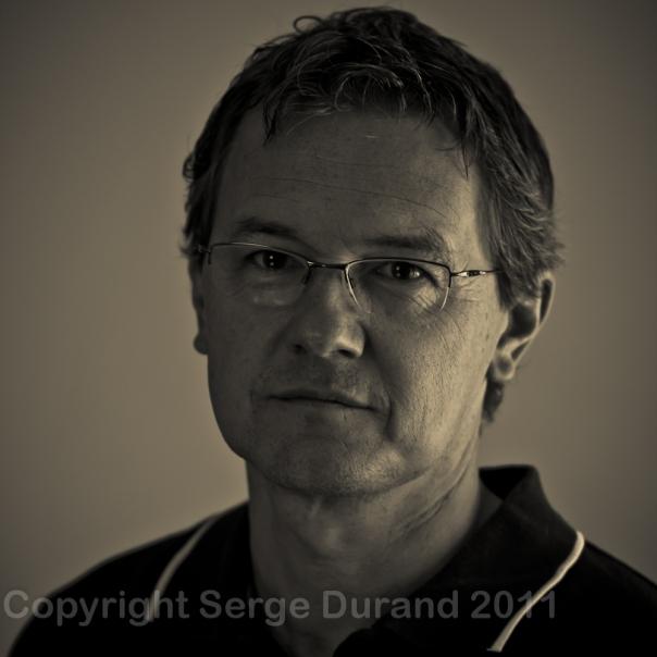 portrait Serge Durand