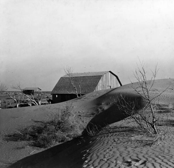 Dust bowl Arthur Rothstein